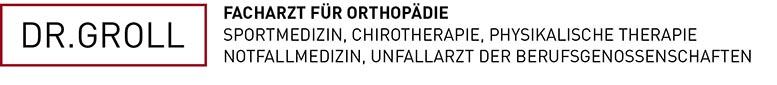 Orthopädische Praxis Dr. Groll